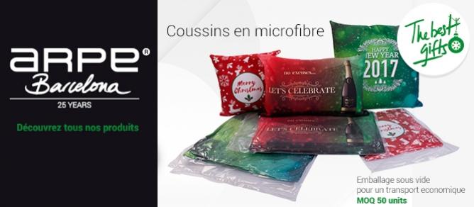 Microfibre publicitaire, serviette en microfibre à personnaliser, masque de sommeil publicitaire, essuie-lunettes en microfibre cadeaux d'entreprises